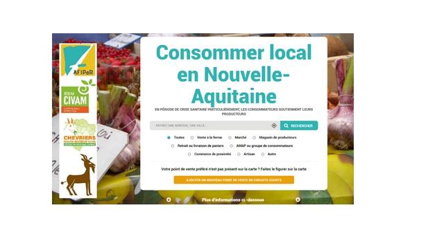 Consommer local en Nouvelle-Aquitaine